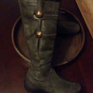 Rieker Moc Toe Boots